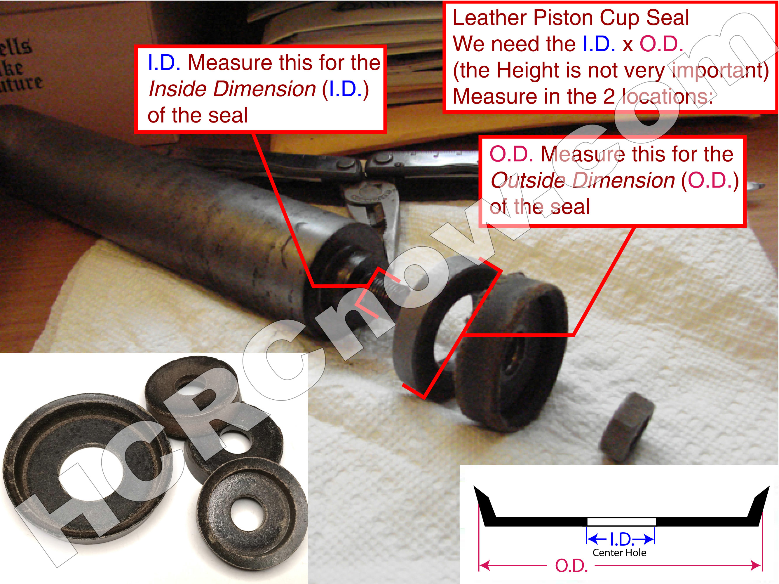 How to measure resources hcrcnow click to enlarge b6 how to measure a leather piston cup nvjuhfo Image collections