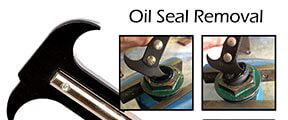 Remove an Oil Seal