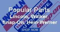 Lincoln, Walker, Hein Werner, Snap-On