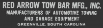 Red Arrow Tow Bar Mfg. Co.