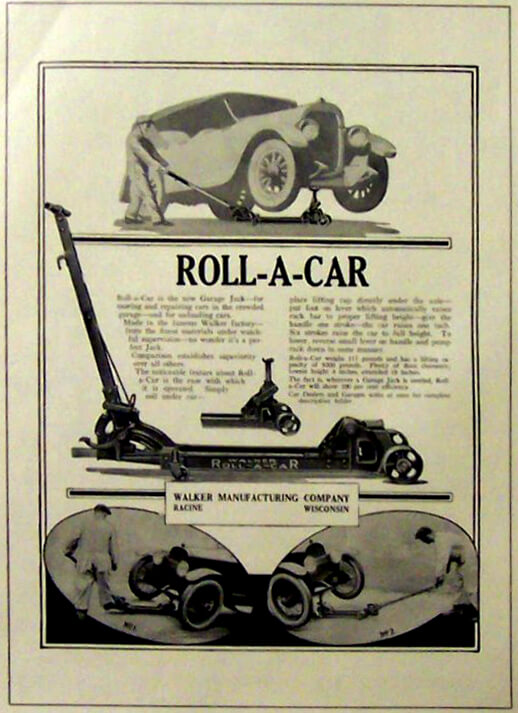 Vintage Ads About Lazzar S Floor Jack Amp Hydraulic