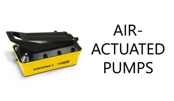 Pumps - Air-Actuated
