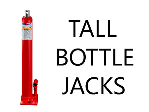 Bottle Jacks / Engine Hoist Jacks (Tall)