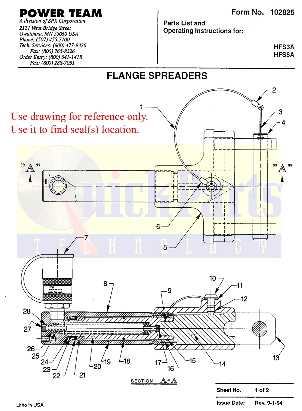 Lazzar S Floor Jack Amp Hydraulic Cylinder Repair Part